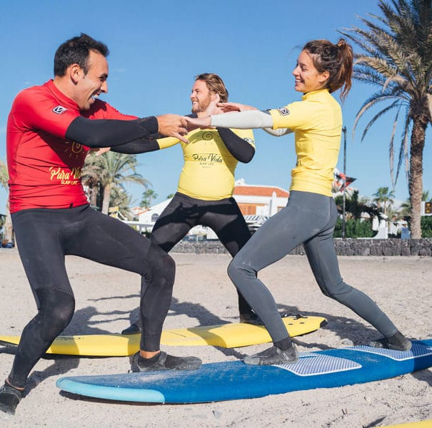 Surf Lesson tenerife