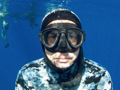 Freediving Tenerife