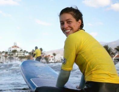 Surf School Tenerife - Surf Lesson - Playa de Las Americas