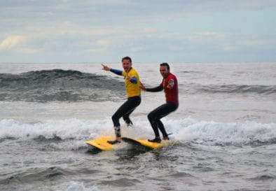 Surf School Tenerife - Private Surf lesson