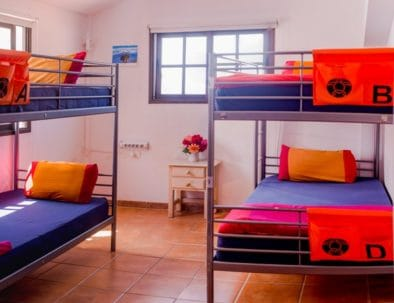 Surfcamp Tenerife - Surf Hostel