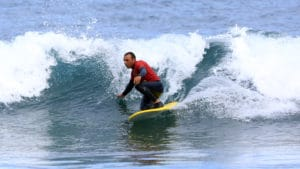 Surf Life Tenerife instructor Antonio