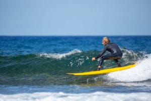 Intermediate Surf Lesson