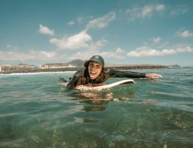 Surf Life Tenerife Instructor