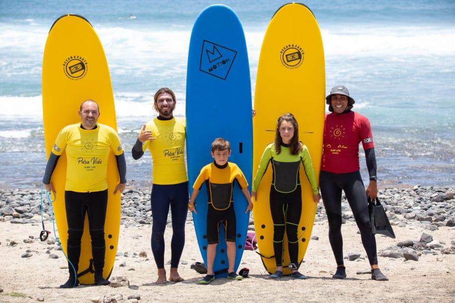 Surf Lesson Tenerife - Playa de Las Americas