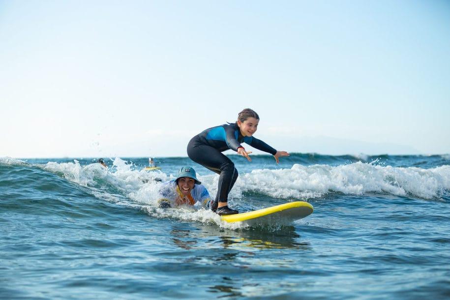 Kids Surf Lesson - Surf Life Tenerife